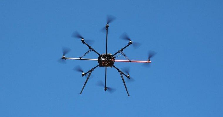 1-ый тяжелый дрон для спасения людей благополучно испытали в РФ