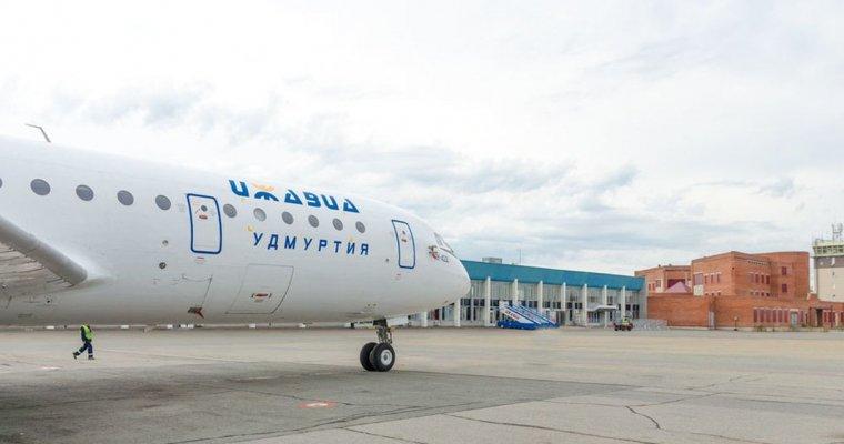 4 авиарейса задержали из-за тумана вИжевске