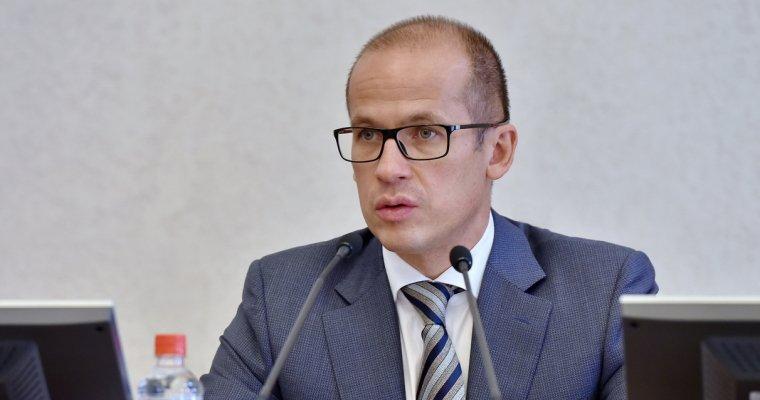 Инаугурация руководителя Удмуртии Александра Бречалова
