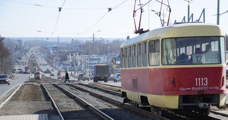 Трамвай №11 не будет ходить в Ижевске 25 сентября