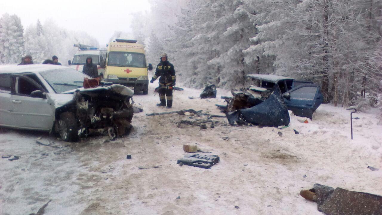 Три человека погибли в итоге трагедии вМожгинском районе Удмуртии