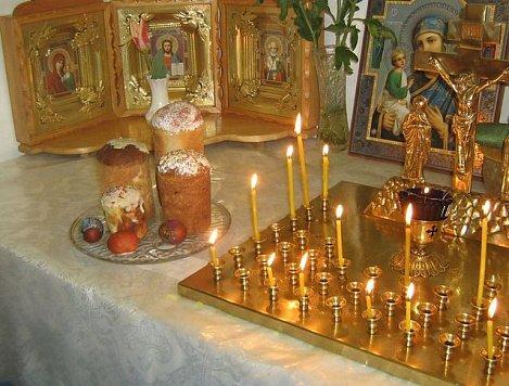 Церковный православный календарь на апрель 2018 праздников, постов и дней памяти святых