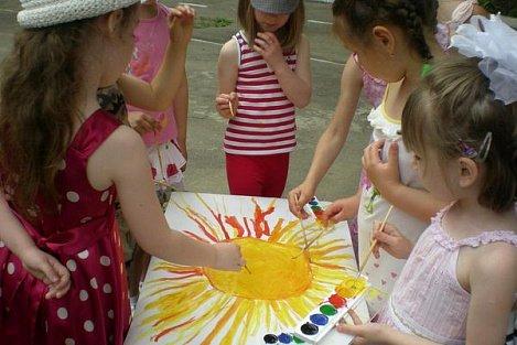 Конкурсы детские мероприятия